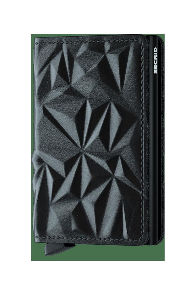 Secrid Slimwallet Prism Black SPR-BLACK - Nuova collezione Primavera Estate 2019