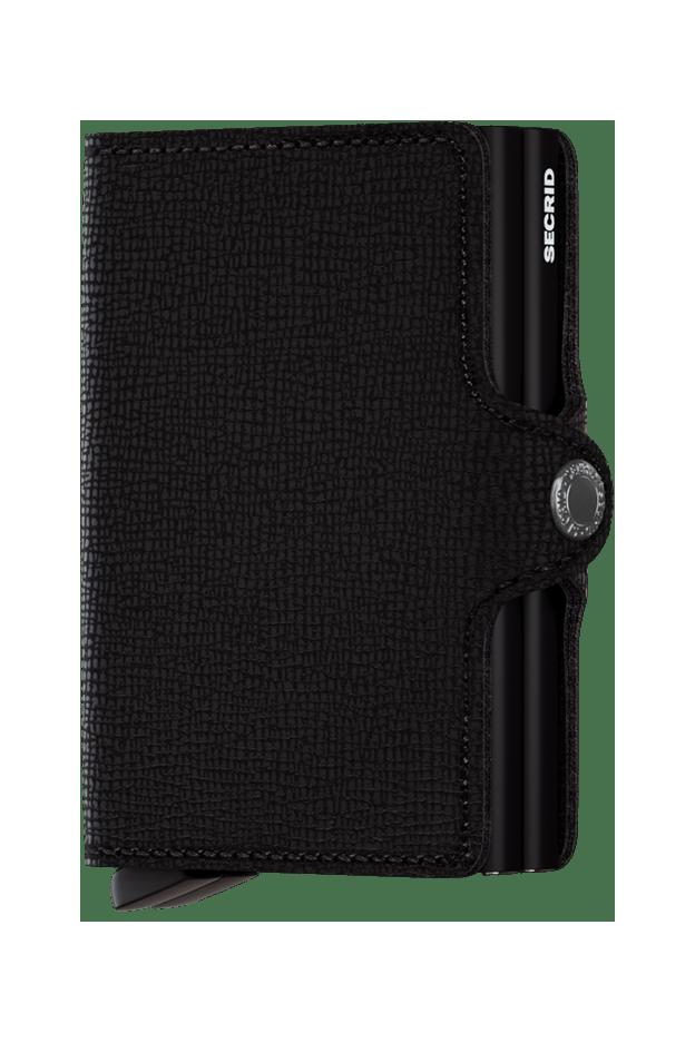 Secrid Twinwallet Crisple Black TC-BLACK - Nuova collezione Primavera Estate 2019