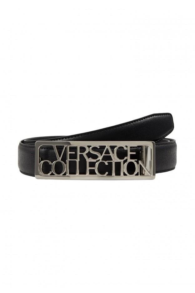 Versace Collection Cintura Black - Nuova Collezione Autunno Inverno 2019 - 2020