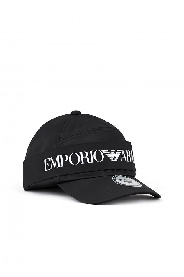 Emporio Armani Wallet 627536 9A5581 00020 Black - New Collection Autumn Winter 2019 - 2020