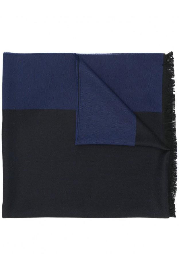 Emporio Armani Scarf 625216 9A324 Blue - New Collection Autumn Winter 2019 - 2020