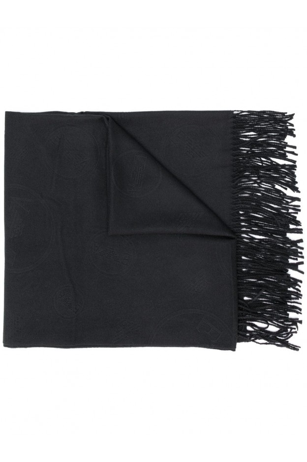 Emporio Armani Scarf 625201 9A302 0020 Black - New Collection Autumn Winter 2019 - 2020