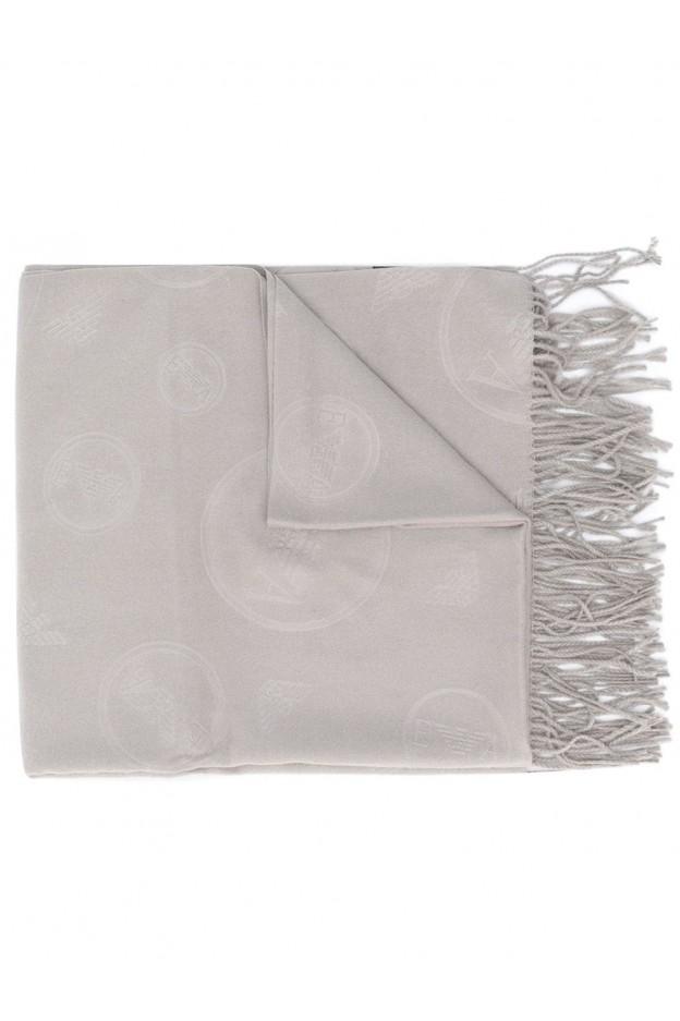 Emporio Armani Scarf 625201 9A302 0013 Grey - New Collection Autumn Winter 2019 - 2020