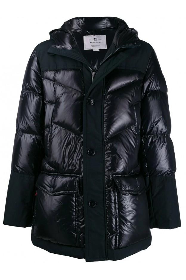 Woolrich Piumino WOCPS2860UT1702 Black - Nuova Collezione Autunno Inverno 2019 - 2020