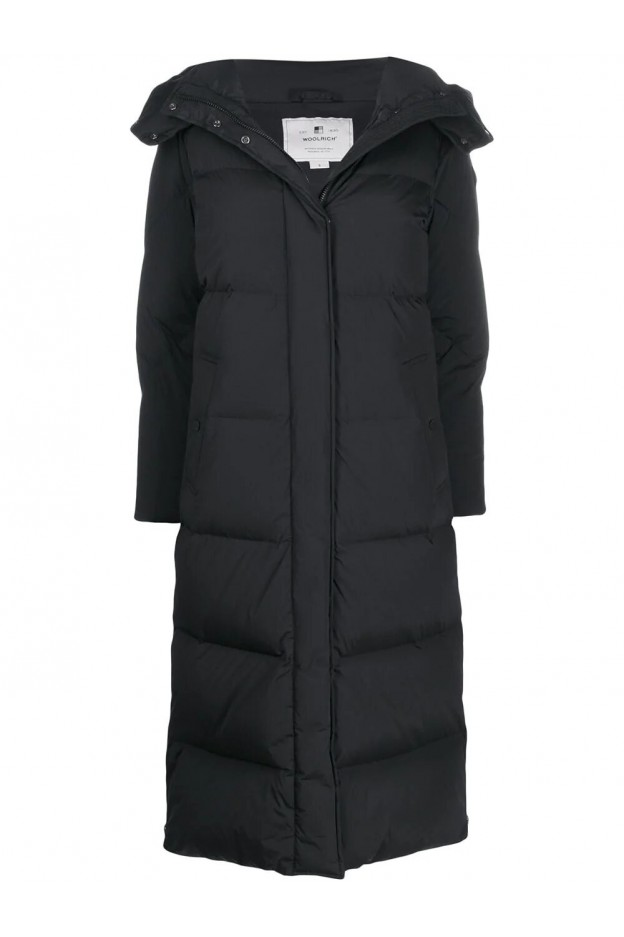 Woolrich Cappotto WWCPS2810 UT1148 Black - Nuova Collezione Autunno Inverno 2019 - 2020