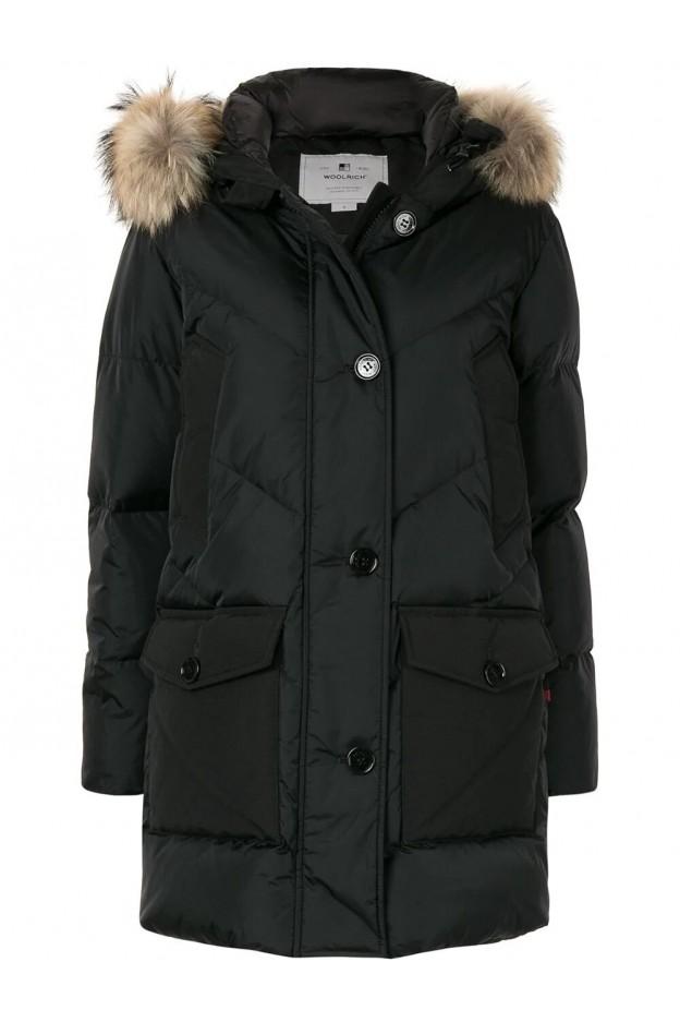 Woolrich Piumino WWCPS2789 UT1708 Black - Nuova Collezione Autunno Inverno 2019 - 2020