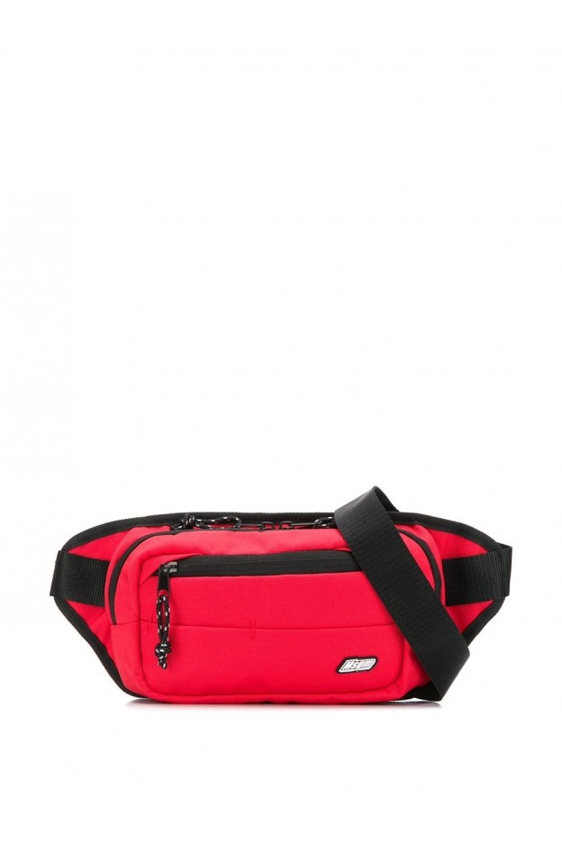 MSGM belt bag 2740MZ060 400 Red - New Collection Autumn Winter 2019 - 2020