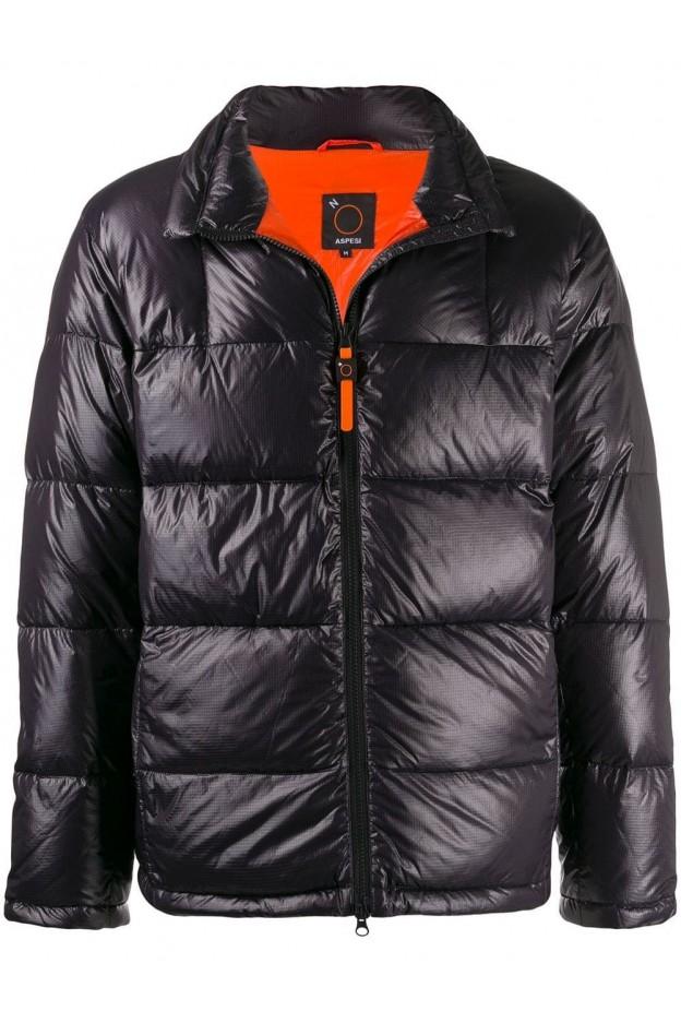 Aspesi padded jacket 9I17G819 40101 Black - New Collection Autumn Winter 2019 - 2020