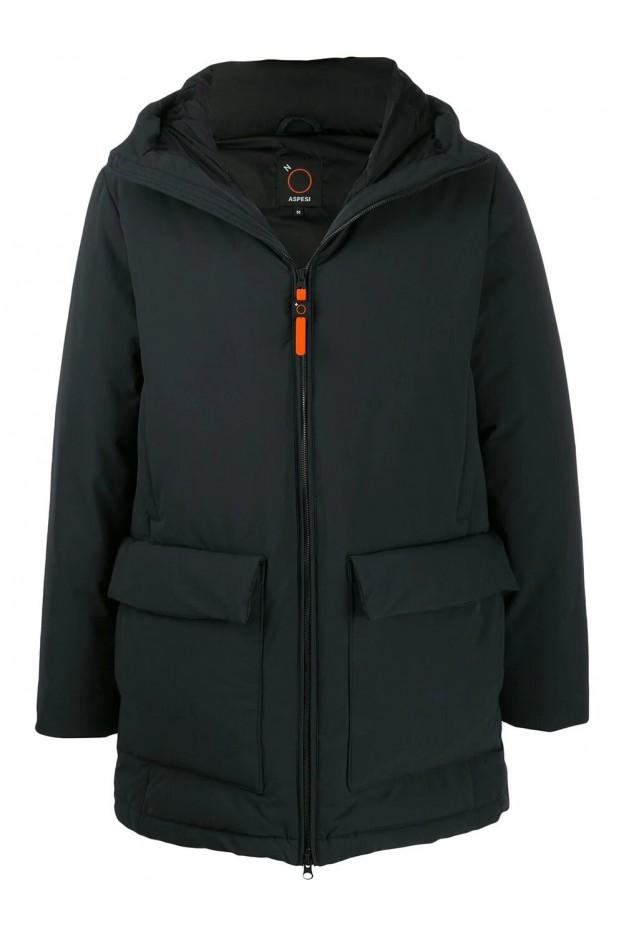 Aspesi padded jacket 9I20G818 01101 Black - New Collection Autumn Winter 2019 - 2020