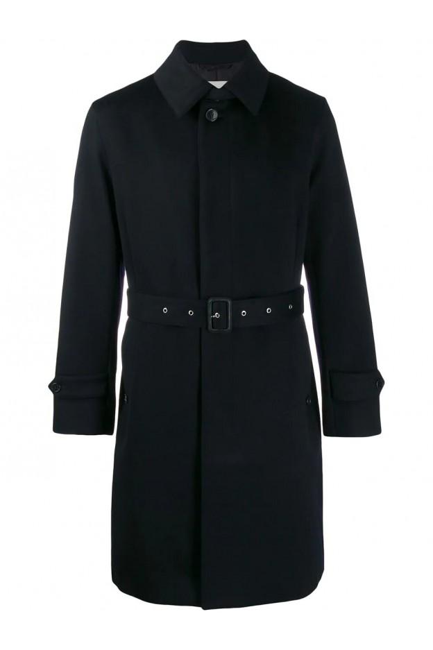 Mackintosh Downfield GM-1005F Cappotto con cintura MOP5140 Black - Nuova Collezione Autunno Inverno 2019 - 2020