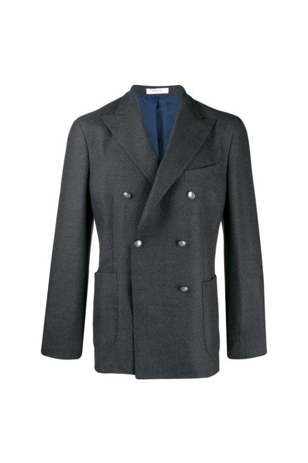 Boglioli Blazer N4302LBMC0250870 Grey - New Collection Autumn Winter 2019 - 2020