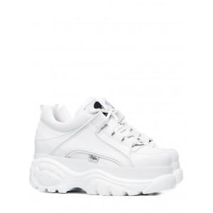 Buffalo London White 1339 Platform Sneakers - Nuova Collezione Autunno Inverno 2020 - 2021