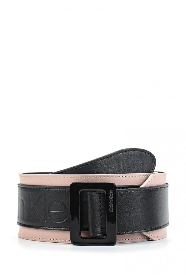 Calvin Klein Belt Pink Black K60K605401 001