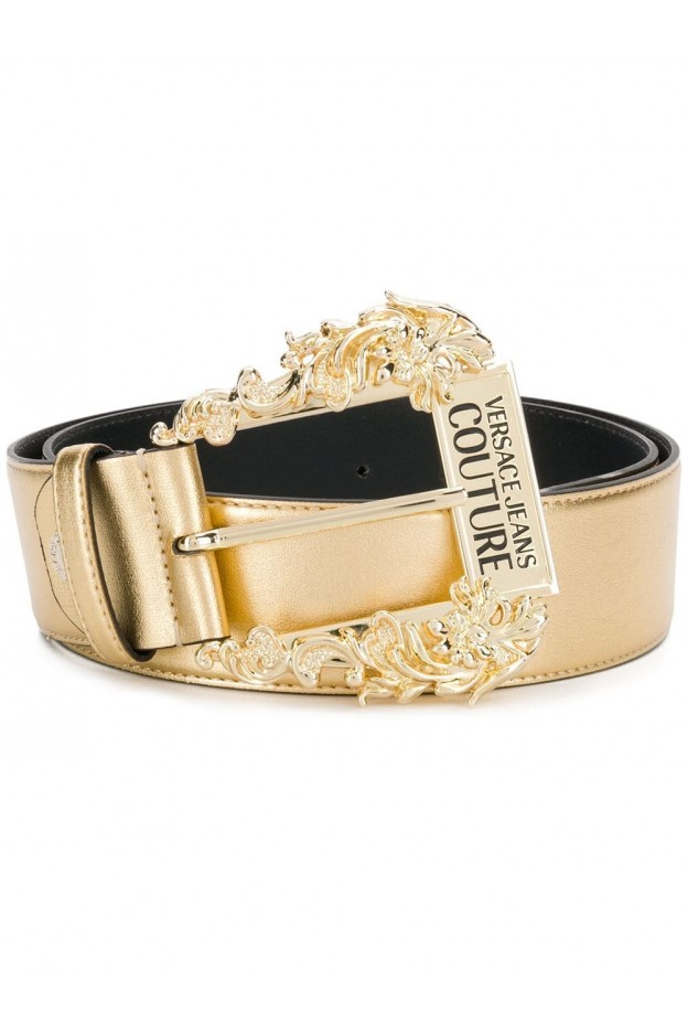 Versace Jeans Couture belt D8VUBF02 71221 Gold - New Collection Autumn Winter 2019 - 2020