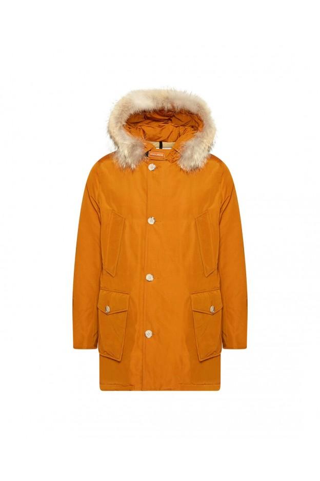 Woolrich Parka WOCPS2880 UT0108 BON Bourbon - New Collection Autumn Winter 2019 - 2020