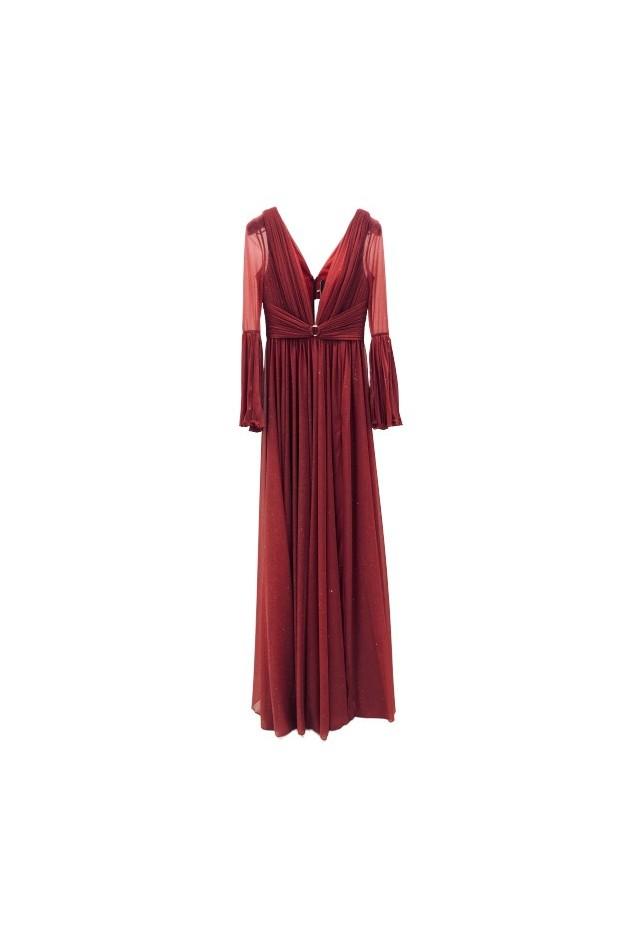 Iris Serban Alice Luxury Evening Dress RT037584 - New Season Fall Winter 2019 - 2020
