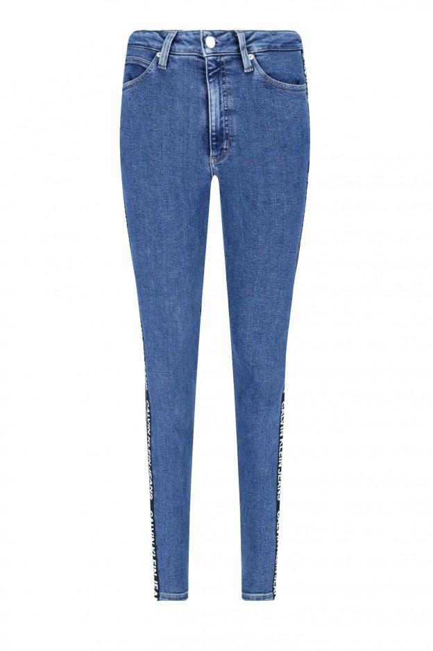 Calvin Klein Jeans - Jeans Ckj 010 Skinny Fit J20J211795 Navy Blu - New Collection Autumn Winter 2019 - 2020