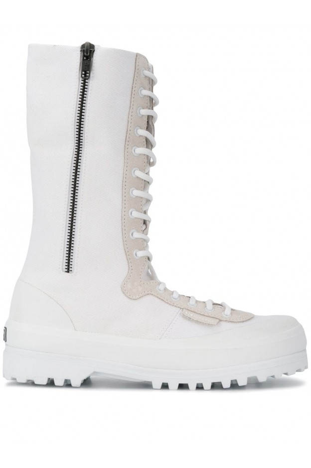 Superga x Paura Boots 2361PAURA White - New Collection Autumn Winter 2019 - 2020