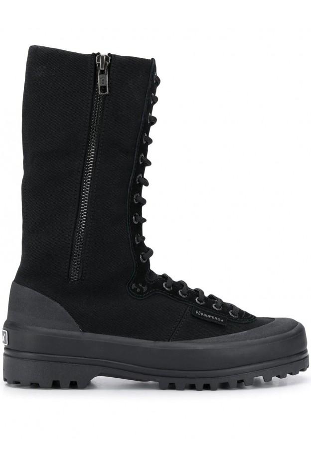 Superga x Paura Boots 2361PAURA Black - New Collection Autumn Winter 2019 - 2020