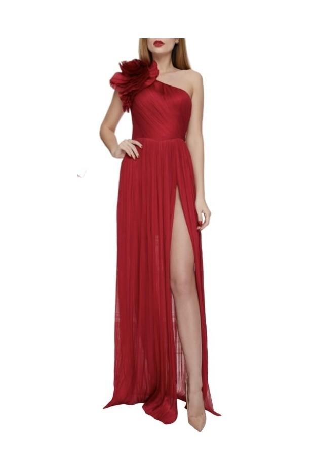 Iris Serban Dress Flaw Luxury Evening Dress - New Season Spring Summer 2021