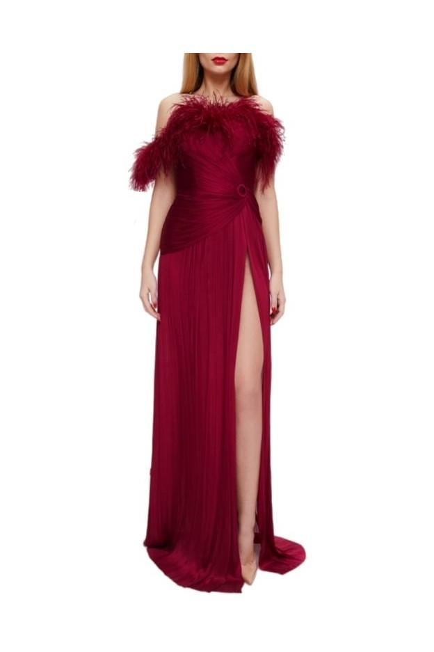 Iris Serban Dress Victiria Luxury Evening Dress - New Season Spring Summer 2020