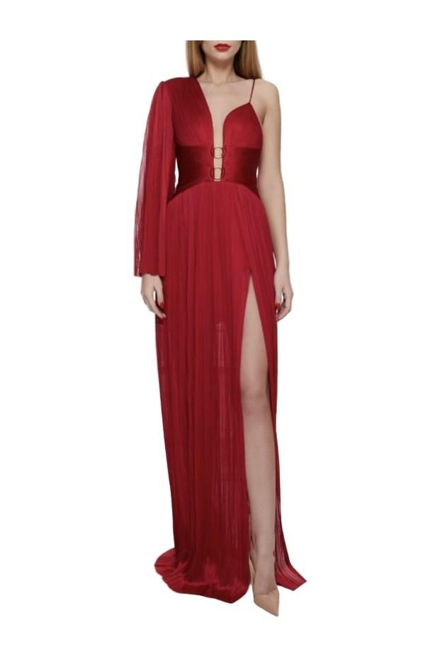 Iris Serban Dress Myin Luxury Evening Dress - New Season Spring Summer 2021
