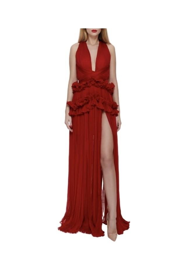 Iris Serban Dress Rany Luxury Evenging Dress - New Season Spring Summer 2020