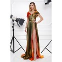 Iris Serban Dress Raquel Luxury Evening Dress - New Season Spring Summer 2020