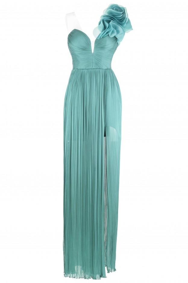 Iris Serban Dress Moonlight IRS0MOONLIGHT GREEN - New Season Spring Summer 2020