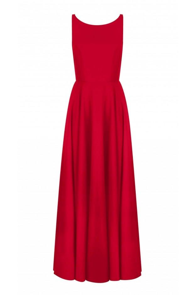 Feleppa New Mai Tai, Long dress RED - Spring Summer 2020