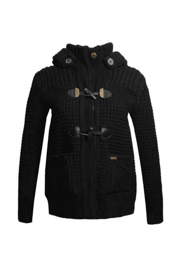Bark Montgomery Coat BLACK - Fall Winter 2020 2021