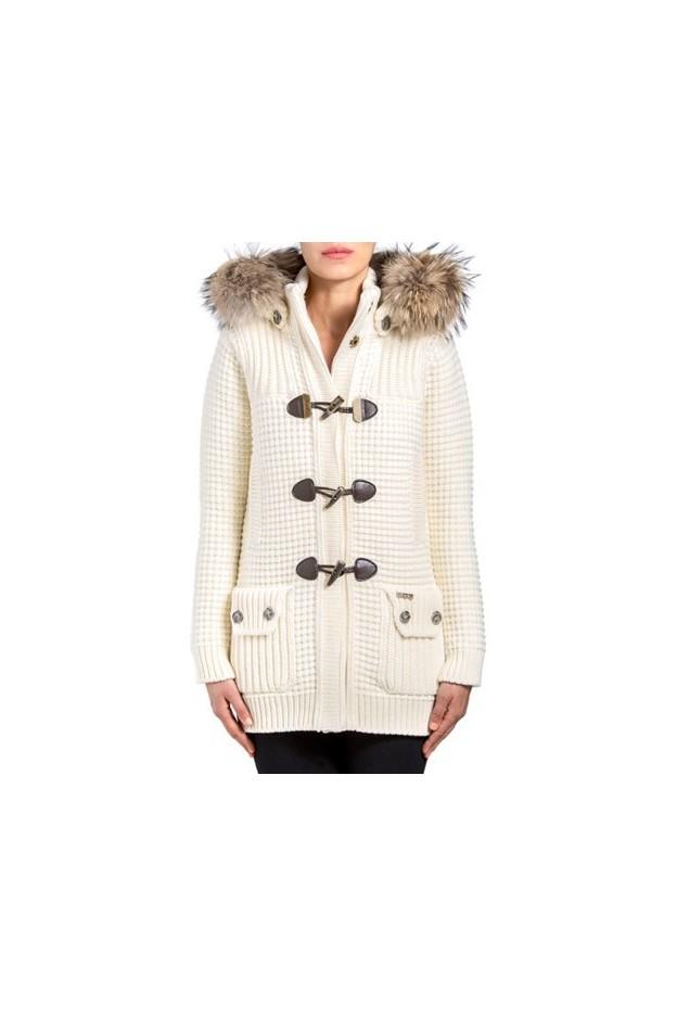 Bark Montgomery Coat 02BD9001 C WHITE - Fall Winter 2020 2021