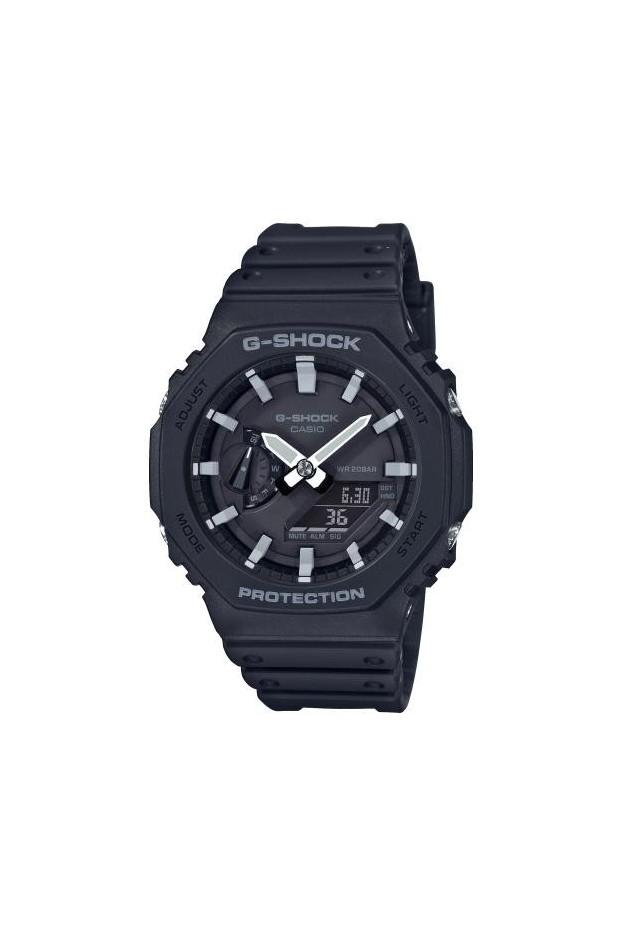 G-Shock - Casio GA-2100-1AER BLACK