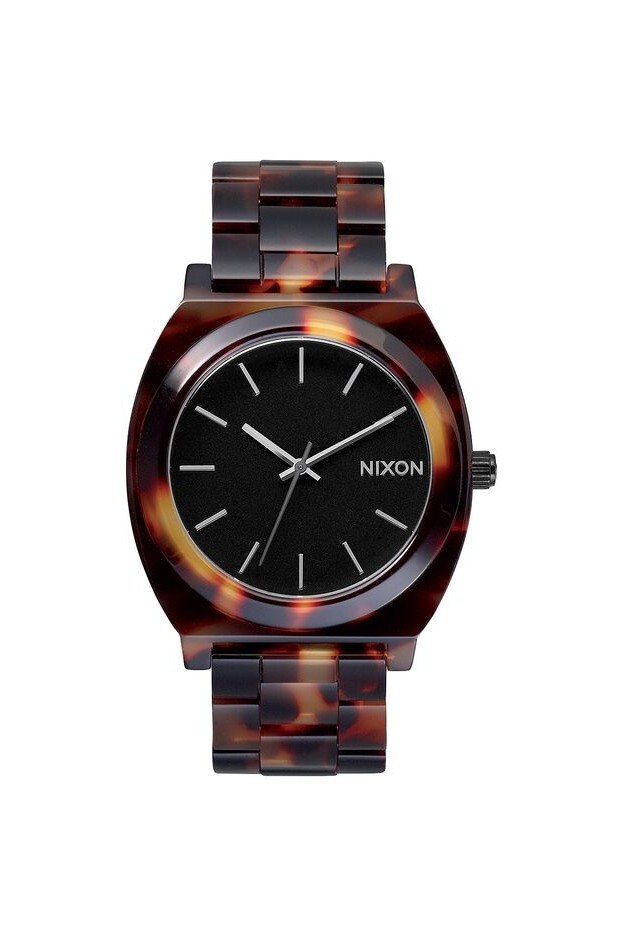 Nixon Time Teller ACETATE, 40 MM A327-646-00 Tortoise