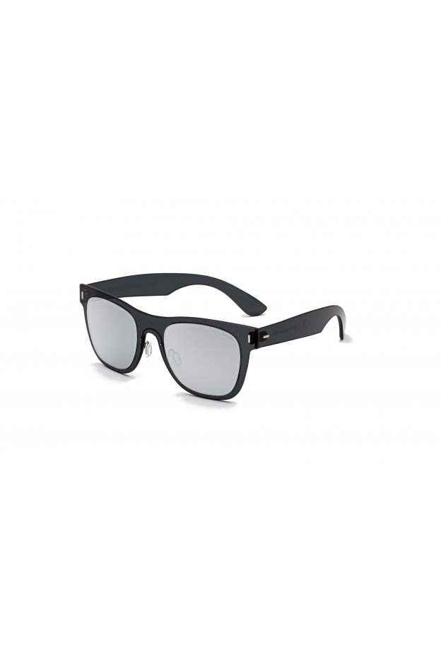 Super Optical Duo-Lens Classic Silver&Black