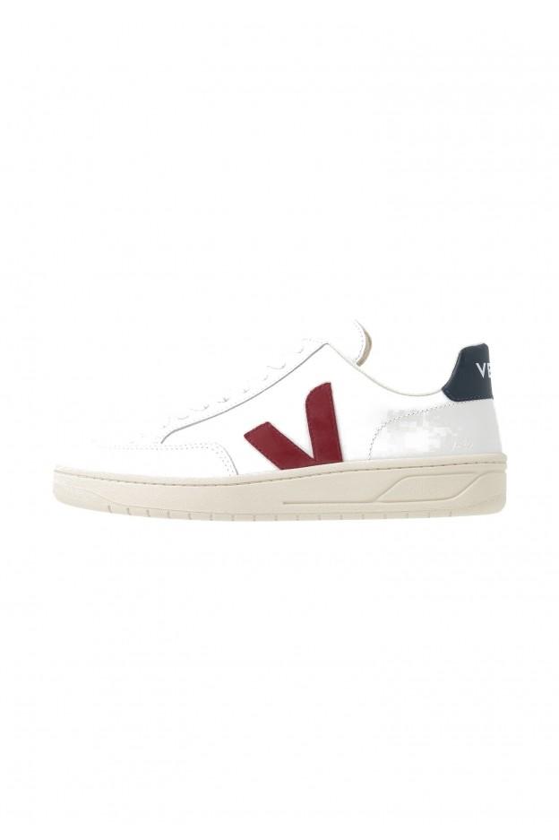 Veja Sneakers V-12 VJ211A00Z A11 WHITE