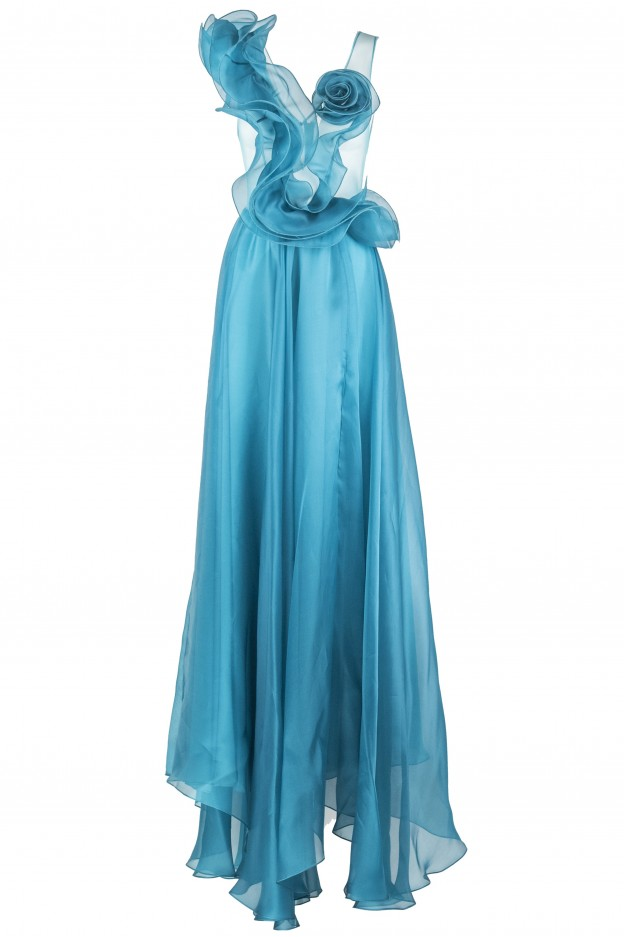 Iris Serban Dress Ombre - New Season Fall Winter 2020 - 2021