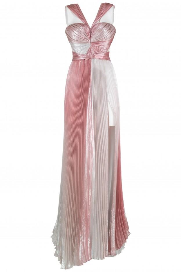 Iris Serban Dress Ombre - New Season Spring Summer 2021
