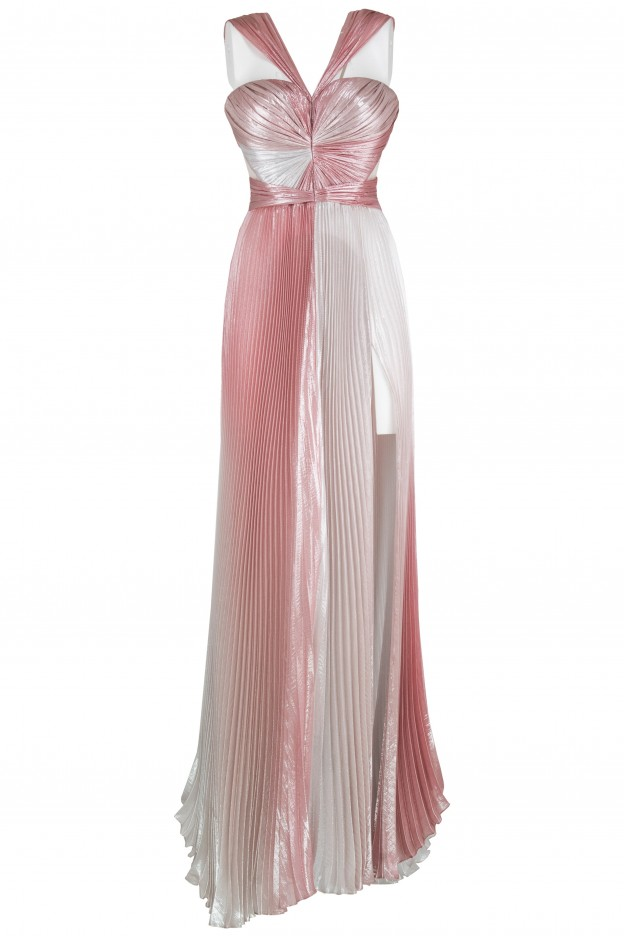 Iris Serban Dress Ombre