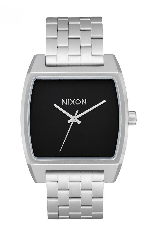 Nixon Time Tracker Watch A1245 000 00 BLACK
