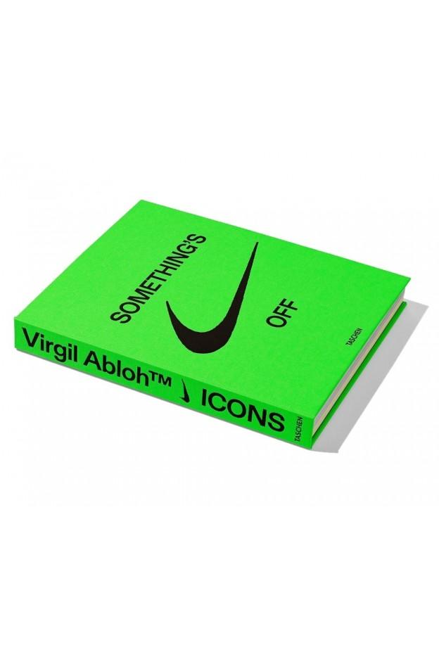 Taschen Virgil Abloh. Nike. ICONS - Edizione Limitata - 978-3-8365-8509-5