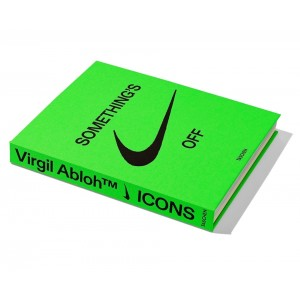 Taschen Virgil Abloh. Nike. ICONS - Limited Edition