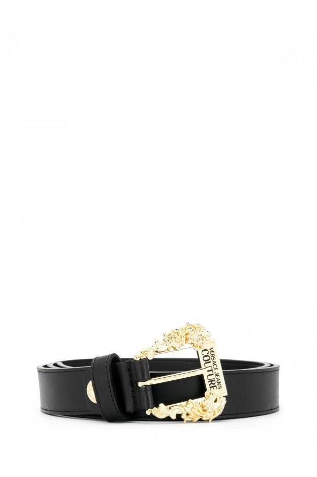 Versace Jeans Couture belt D8VWAF01 71627 Black