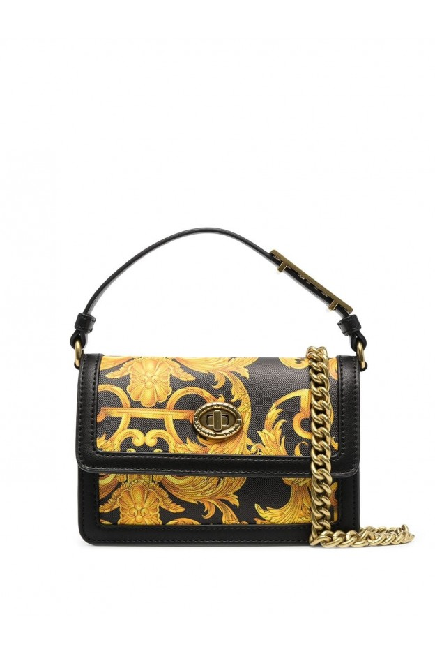 Versace Jeans Couture Barocco-Print Mini Bag E1VWABM3 71880 M27 - New Season Spring Summer 2021
