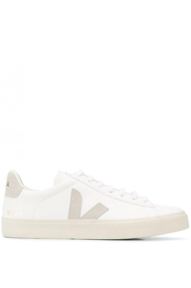 Veja Sneakers Campo Chrome Free  CPM052429 EXTRA WHITE - Nuova Collezione Primavera Estate 2021