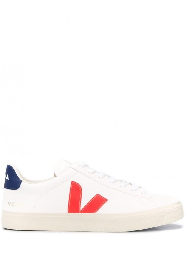 Veja Campo Tonic Sneakers CPM052195 EXTRAWHITETONIC - New Season Spring Summer 2021