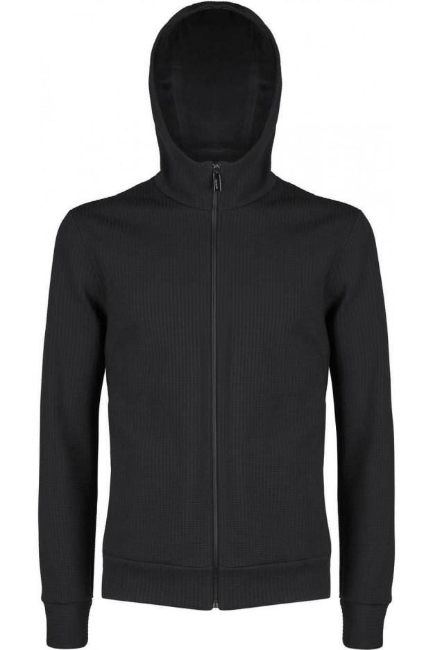 RRD - Roberto Ricci Designs Fleece 3d Hood W21164 10 NERO