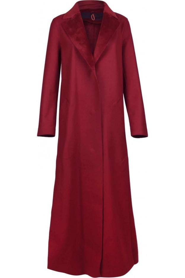 RRD - Roberto Ricci Designs Wool Coat Lady W21549 71 ROSSO