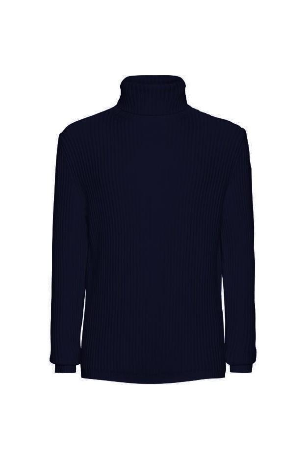 RRD - Roberto Ricci Designs Knit Cotton 7 Sailor W21116 60 BLUE BLACK