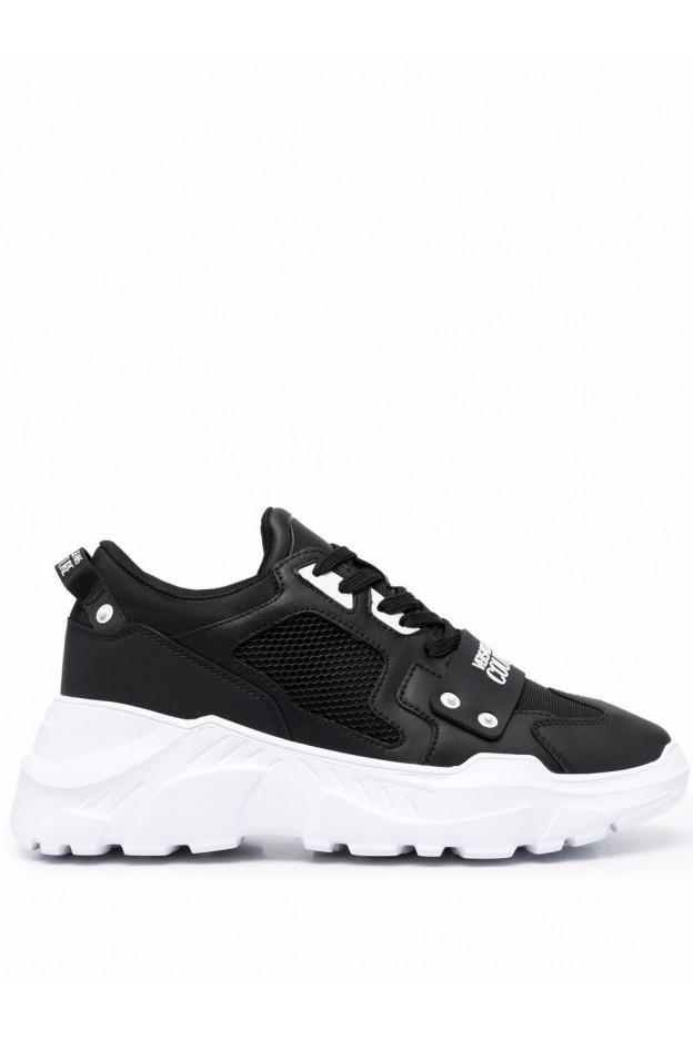 Versace Jeans Couture Sneakers Chunky 71YA3SC4 71604 899 NERO - Nuova Collezione Autunno Inverno 2021 - 2022